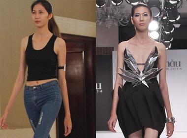 Vietnam's next top model 2014: Cao Ngân Và Thanh Tuyền – Những chân dài đầy tham vọng