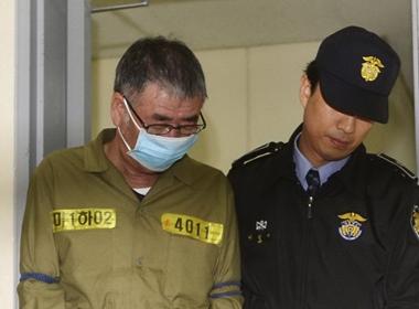 Vụ chìm phà Sewol: 17 năm mới đề nghị lại án tử hình