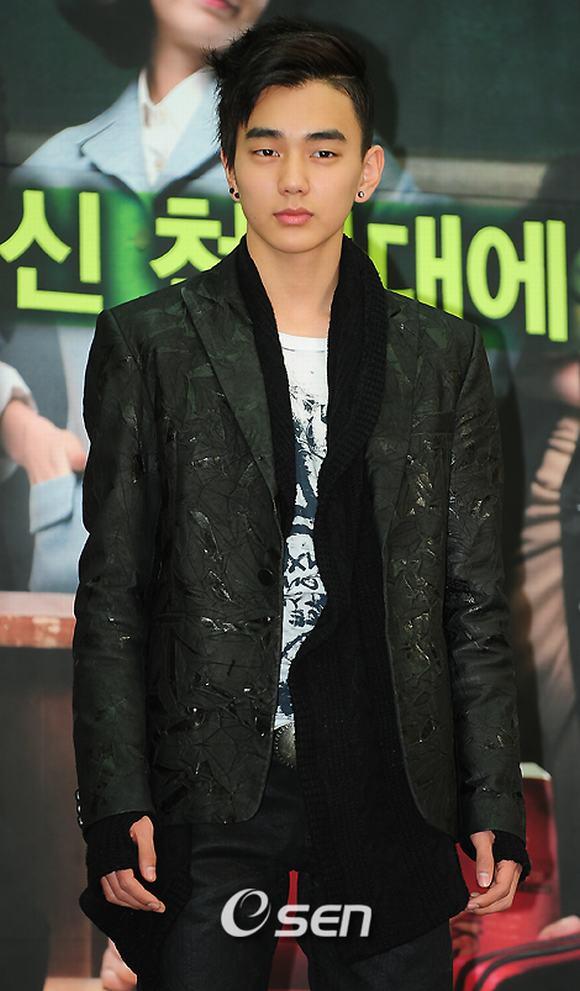 Mỹ nam Hàn nào đẹp nhất khi để tóc mái xéo