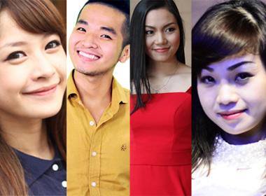 Những sao Việt có cha mẹ làm nghề giáo viên