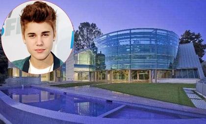 Khám phá ngôi biệt thự mới thuê của Justin Bieber