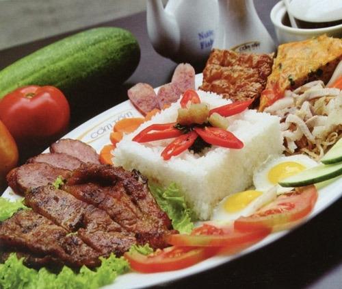 Ăn cơm trưa văn phòng sao cho khỏe?.