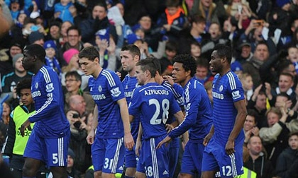 Chelsea, Man City và Southampton bị loại khỏi Cúp FA