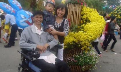 Chuyện cổ tích của chàng khuyết tật lấy vợ điều dưỡng