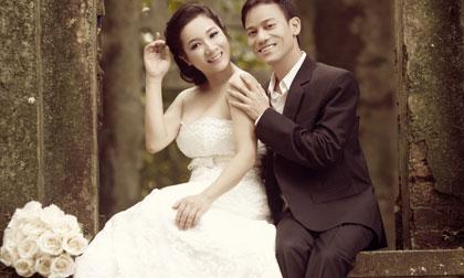 Lộ ảnh cưới đẹp mộng mơ của Thanh Thanh Hiền và con trai Chế Linh