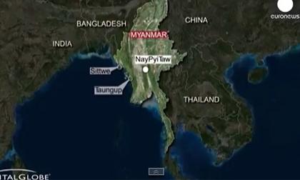 Chìm phà ngoài khơi Myanmar, 50 người thiệt mạng và mất tích