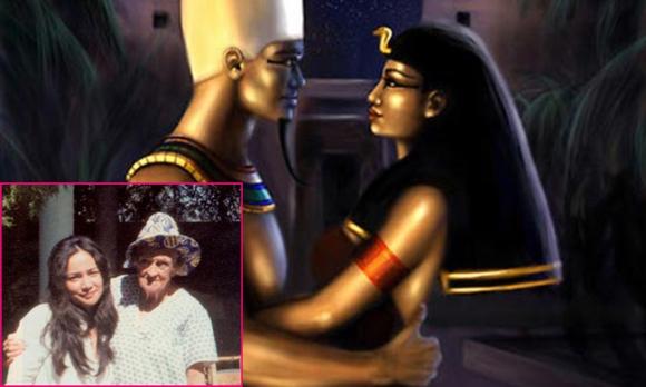 Cô bé chết đi sống lại kể cuộc sống kiếp trước ở Ai Cập cổ