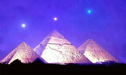 Những bí mật về đại kim tự tháp Giza