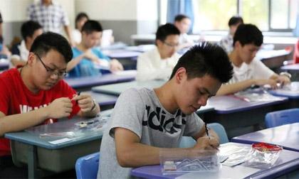 Những đề thi đại học bá đạo ở Trung Quốc