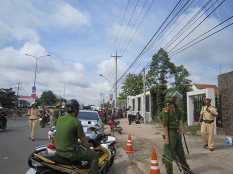 Thảm sát gia đình ở Bình Phước: 6 người đều bị cắt cổ - 4
