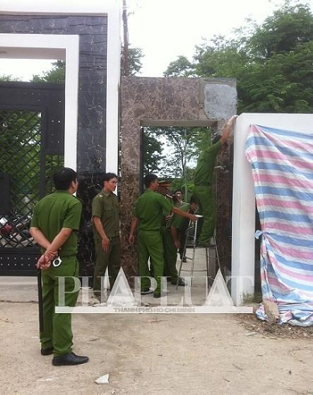 Thảm sát gia đình ở Bình Phước: 6 người đều bị cắt cổ - 1