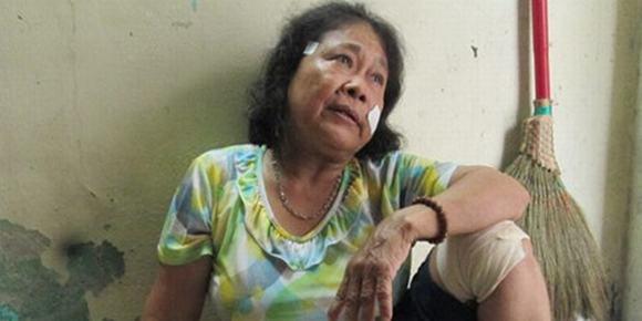 Mẹ thở phào nghe tin con trai... bị công an truy bắt