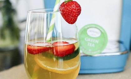 5 món nước detox giúp bạn thải độc, giảm vòng eo nhanh chóng