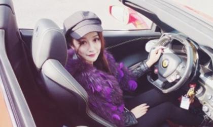 Hotgirl chuyên chụp ảnh cùng xe sang bị 'bóc mẽ' sống ảo