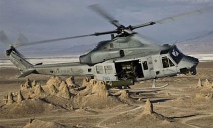 2 trực thăng quân sự Mỹ va chạm tại Hawaii, 12 người mất tích