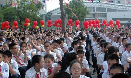 Hà Nội: Công khai tuyển sinh vào lớp 1 trên website của Phòng, Sở