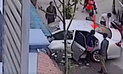 Lời khai của cô gái ngồi trên xe Camry điên tông chết 3 người