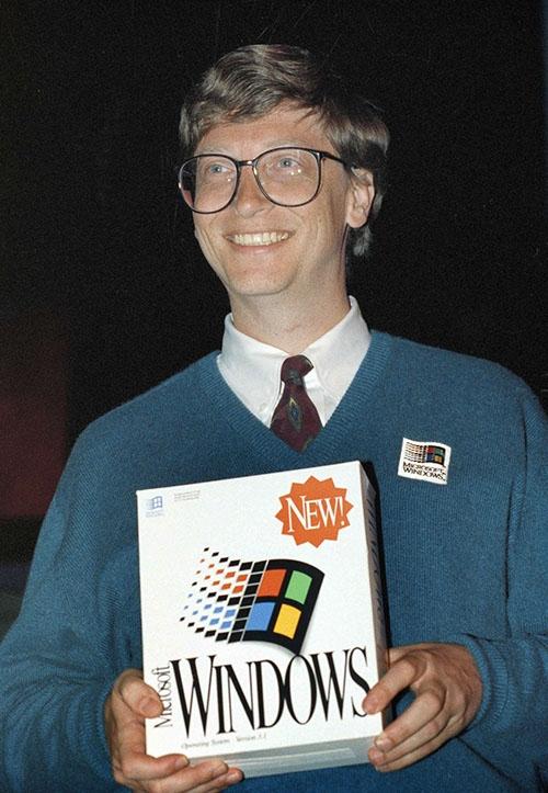 Hành trình trở thành người giàu nhất thế giới của Bill Gates - 3