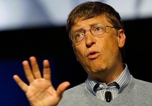 Hành trình trở thành người giàu nhất thế giới của Bill Gates - 5