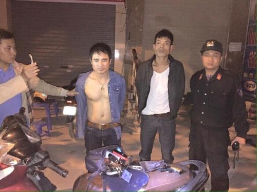 Hà Nội: Xử lý 5 đối tượng lập Facebook để đối phó cảnh sát 141 - Ảnh 1