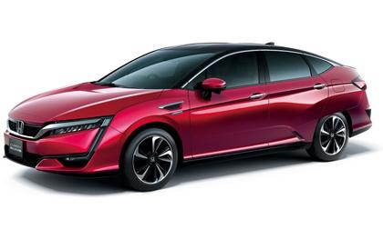 Honda Clarity Fuel Cell 2017 - Xe phong cách đến từ tương lai