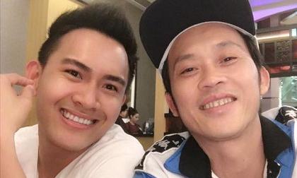 Hoài Linh gây bão facebook khi bất ngờ khoe ảnh con trai