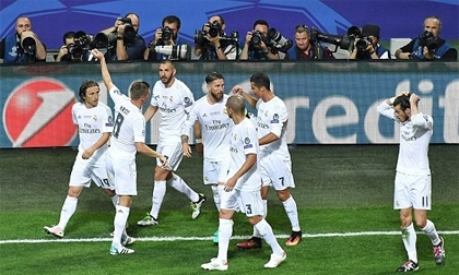 Real vô địch Champions League sau loạt penalty may rủi
