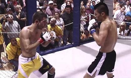 Thêm tay đấm gốc Việt gây chấn động làng MMA
