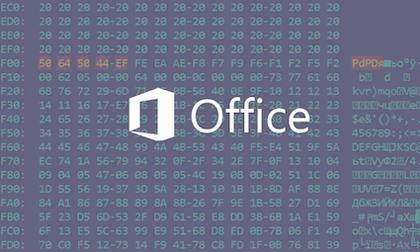 Coi chừng máy tính bị điều khiển từ xa vì lỗ hổng Microsoft Office!