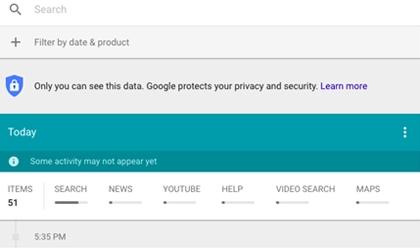 Cách xem Google biết gì về bạn