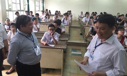 Sáng mai, bắt đầu công bố điểm thi tốt nghiệp THPT Quốc gia