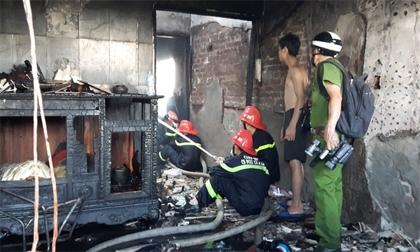 Thông tin mới nhất về vụ hỏa hoạn làm 2 cháu bé tử vong