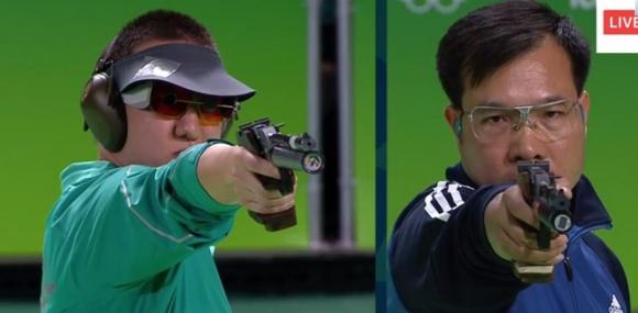 Xạ thủ Hoàng Xuân Vinh trở thành VĐV đầu tiên trong lịch sử Việt Nam giành HCV Olympic