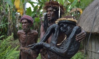 Bộ tộc chuyên ướp xác người nguyên vẹn cả trăm năm