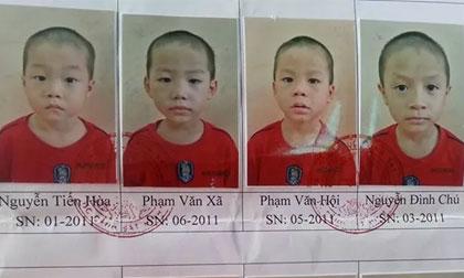 Tìm cha mẹ cho 8 bé được giải cứu khỏi ổ buôn người