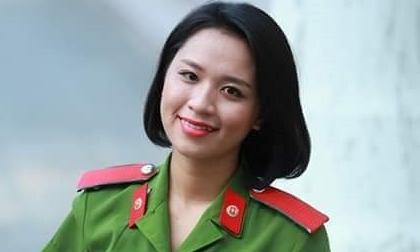 Nữ thủ khoa trung úy duy nhất của ĐH Phòng cháy sau 40 năm