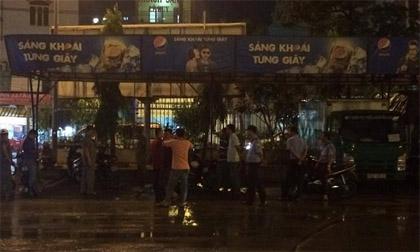 Ráo riết truy tìm hai thanh niên nổ súng bắn người tại bến xe Miền Đông