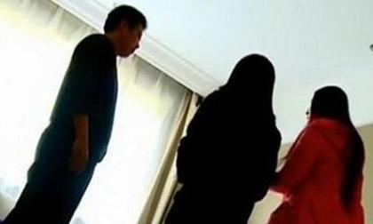 Giải thoát 2 học sinh ngây thơ suýt bị bán vào động mại dâm