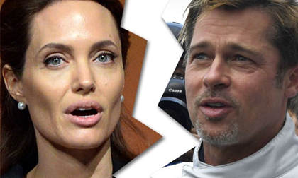 Angelina Jolie đệ đơn ly dị Brad Pitt vì người thứ 3?