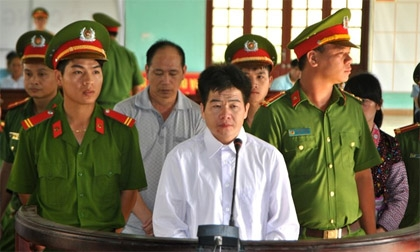 9 án tử cho đường dây ma túy do Tàng Keangnam cầm đầu