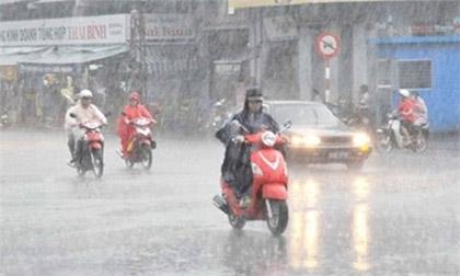 Thời tiết hôm nay 23/09/2016: Bắc Bộ mưa to liên tiếp 3 ngày