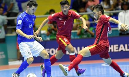 FIFA trao giải Fair-play cho đội tuyển futsal Việt Nam
