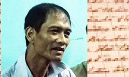 Vụ thảm sát 4 bà cháu ở Quảng Ninh: Lộ tâm thư ghi lại âm mưu ớn lạnh của nghi can Doãn Trung Dũng