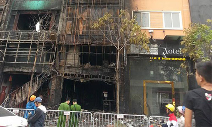 Khởi tố vụ án cháy quán karaoke 13 người chết