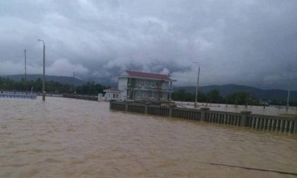 4 người chết, 1 người mất tích do ngập lụt ở Quảng Bình, Quảng Trị