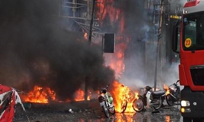 Khói độc tại các đám cháy giết người nhanh như thế nào?