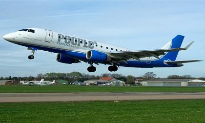 Đây là chuyến bay quốc tế ngắn nhất thế giới, chỉ dài có 8 phút đồng hồ