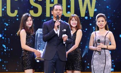 """""""Sao quốc dân"""" MC Phan Anh và dàn sao khủng bất ngờ xuất hiện tại sự kiện"""
