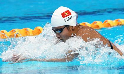 Ánh Viên đoạt huy chương vàng, phá kỷ lục giải vô địch châu Á