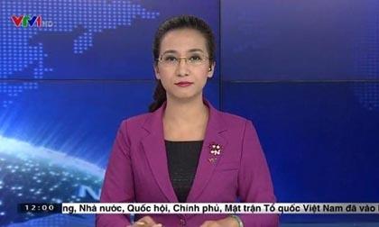 BTV Vân Anh bất ngờ xin nghỉ việc ở VTV